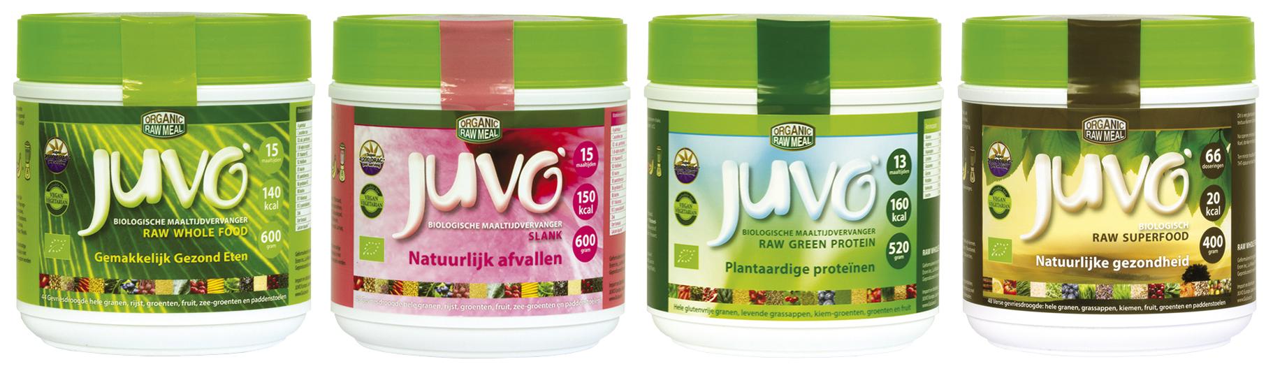 afbeelding juvo original juvo slim juvo protein juvo superfood