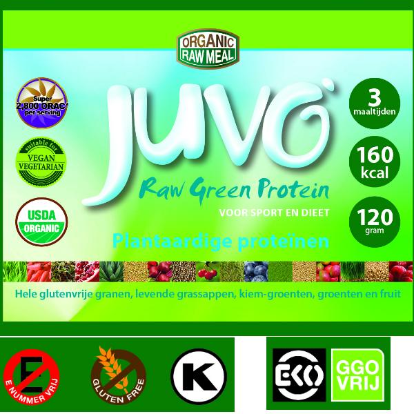 Juvo proteinen 120 gram, 3 maaltijden