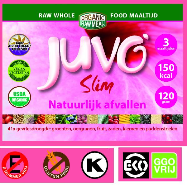 Juvo Slim 3 maaltijden 120 gram slank