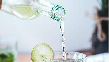 maak water drinken lekker recepten