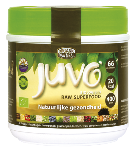 Juvo raw superfoods blend voedingssupplement