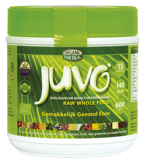 afbeelding Juvo original raw whole meal maaltijdvervanger